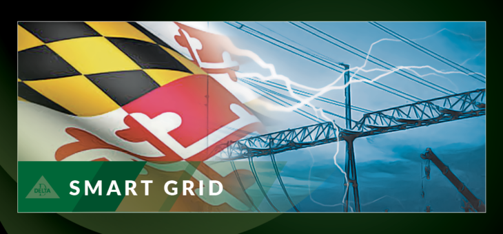 Maryland Ranks Third in Nation for Grid Modernization