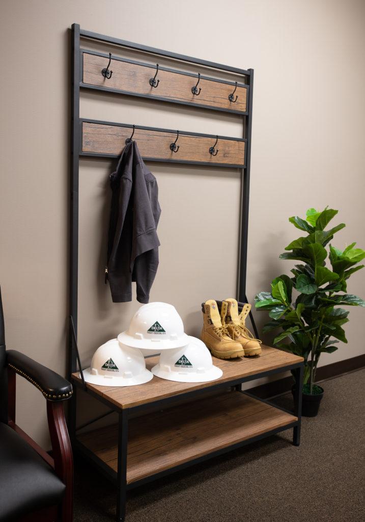Delta Utility Services hats